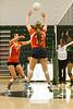 Boone Braves @ Oak Ridge Pioneers Girls Varsity Volleyball - 2014- DCEIMG-3216