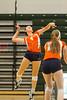 Boone Braves @ Oak Ridge Pioneers Girls Varsity Volleyball - 2014- DCEIMG-3178