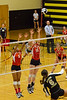 Boone Braves @ Bishop Moore Catholic Hornets Girls Varsity Volleyball- 2014- DCEIMG-1051