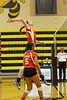 Boone Braves @ Bishop Moore Catholic Hornets Girls Varsity Volleyball- 2014- DCEIMG-1173