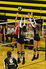 Boone Braves @ Bishop Moore Catholic Hornets Girls Varsity Volleyball- 2014- DCEIMG-1087