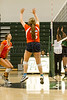 Boone Braves @ Oak Ridge Pioneers Girls Varsity Volleyball - 2014- DCEIMG-3215