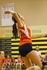 Boone Braves @ Bishop Moore Catholic Hornets Girls Varsity Volleyball- 2014- DCEIMG-1398