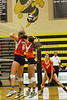 Boone Braves @ Bishop Moore Catholic Hornets Girls Varsity Volleyball- 2014- DCEIMG-1297