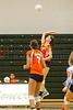 Boone Braves @ Oak Ridge Pioneers Girls Varsity Volleyball - 2014- DCEIMG-3047