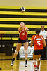 Boone Braves @ Bishop Moore Catholic Hornets Girls Varsity Volleyball- 2014- DCEIMG-1335