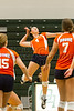 Boone Braves @ Oak Ridge Pioneers Girls Varsity Volleyball - 2014- DCEIMG-3192