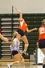 Boone Braves @ Oak Ridge Pioneers Girls Varsity Volleyball - 2014- DCEIMG-3173