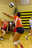 Boone Braves @ Bishop Moore Catholic Hornets Girls Varsity Volleyball- 2014- DCEIMG-1155