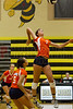 Boone Braves @ Bishop Moore Catholic Hornets Girls Varsity Volleyball- 2014- DCEIMG-1189