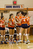 Winter Park Wildcats @ Boone Braves Girls Varsity Volleyball - 2014 - DCEIMG 4862