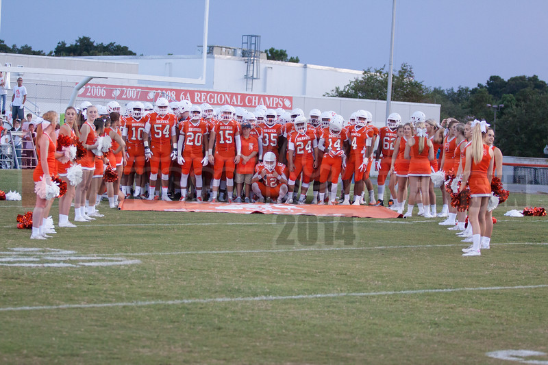 Olympia Titans @ Boone Braves Varsity Football 2014 DCEIMG-3069