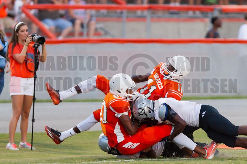 Olympia Titans @ Boone Braves Varsity Football 2014 DCEIMG-0270