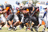 West Orange Warriors @ Boone Braves Varsity Football - 2014- DCEIMG-3706