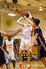 Timber Creek Wolves @ Boone Braves Boys Varsity Basketball - 2016 - DCEIMG-9446