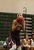 Boone Braves @ Oak Ridge Pioneers Girls Varsity Basketball - 2016 - DCEIMG-6565