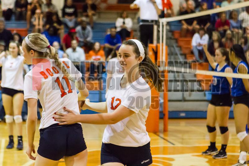Apopka Blue Darters @ Boone Braves Girls Varsity Volleyball Playoffs -  2015 - DCEIMG-3303
