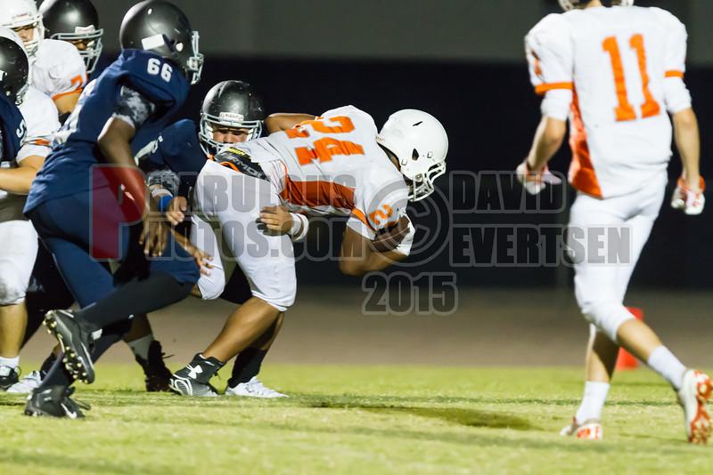 Boone Braves @ Lake Nona Lions Junior Varsity Football  -  2015 - DCEIMG-5669