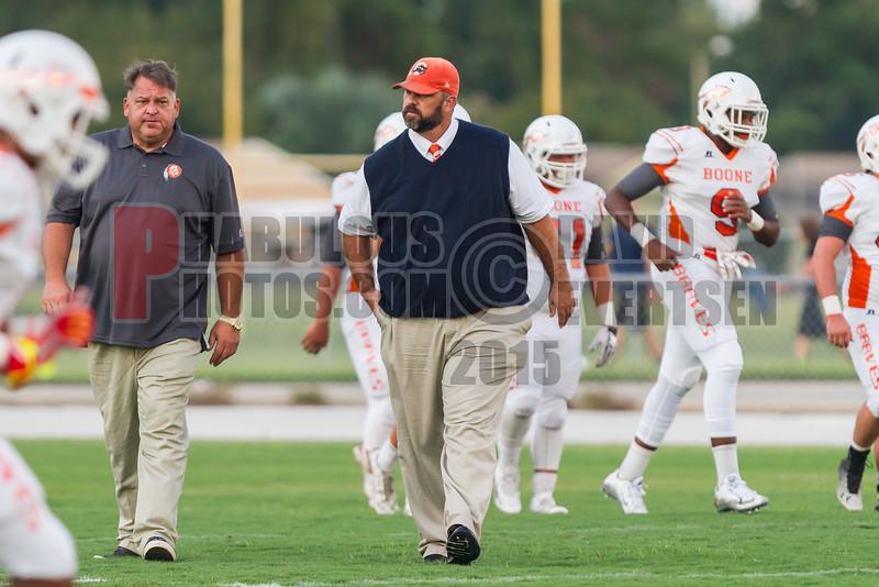 Boone Braves @ University Cougars Varsity Football  -  2015 - DCEIMG-4188