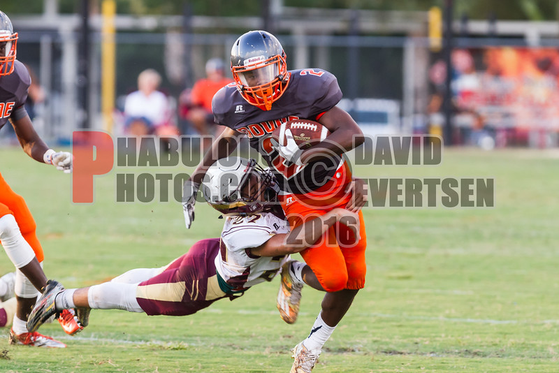 Boone Braves Spring Football Game  - 2016  - DCEIMG-0773