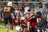 Lake Brantely Patriots @ Boone Braves Varsity Football - 2015 - DCEIMG-7825