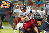 Lake Brantely Patriots @ Boone Braves Varsity Football - 2015 - DCEIMG-7826