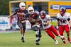 Lake Brantely Patriots @ Boone Braves Varsity Football - 2015 - DCEIMG-7473