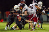 Lake Brantely Patriots @ Boone Braves Varsity Football - 2015 - DCEIMG-7588