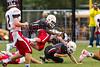 Lake Brantely Patriots @ Boone Braves Varsity Football - 2015 - DCEIMG-7445