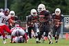 Lake Brantely Patriots @ Boone Braves Varsity Football - 2015 - DCEIMG-7465