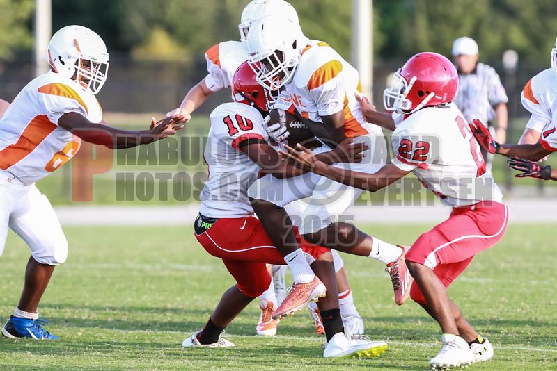 Boone Braves @ Edgewater Eagle JV Football  -  2015 - DCEIMG-6563