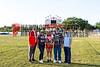 Boone Braves  Girls Varsity Flag Football  Senior Night   - 2016  - DCEIMG-9506
