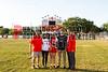 Boone Braves  Girls Varsity Flag Football  Senior Night   - 2016  - DCEIMG-9497