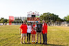 Boone Braves  Girls Varsity Flag Football  Senior Night   - 2016  - DCEIMG-9498