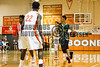 Oak Ridge Pioneers  @ Boone Braves Boys Varsity Basketball  - 2017 -DCEIMG-0026