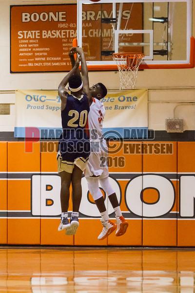 University Cougars @ Boone Braves Boys  Varsity Basketball  - 2017 -DCEIMG-6892