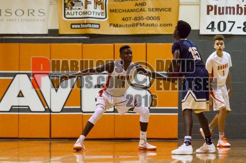 University Cougars @ Boone Braves Boys  Varsity Basketball  - 2017 -DCEIMG-6614