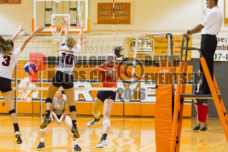 Olympia Titans @ Boone Braves Girls Varsity volleyball - 2016 DCEIMG-8069