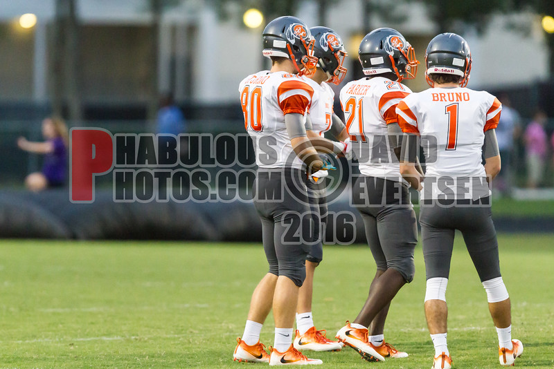 Boone Braves  @ Timber Creek Wolves Varsity Football Senior Night - 2016 -DCEIMG-9236