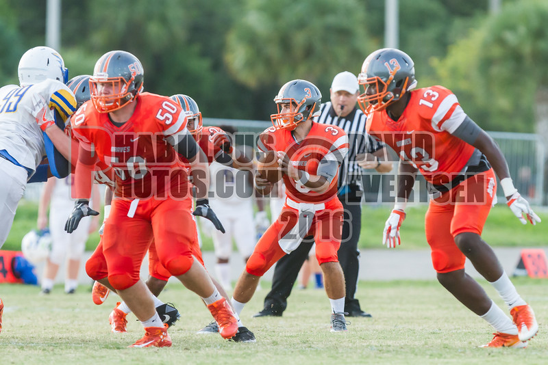 Lyman Greyhounds @ Boone Braves Varsity  Football - 2016 DCEIMG-7391