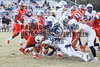 Lyman Greyhounds @ Boone Braves Varsity  Football - 2016 DCEIMG-2586