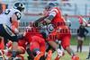 University Cougars @ Boone Braves Varsity Football - 2016 DCEIMG-8271