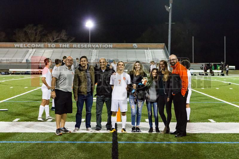 Boone Boys Soccer Senior Night -  2018- DCEIMG-5101