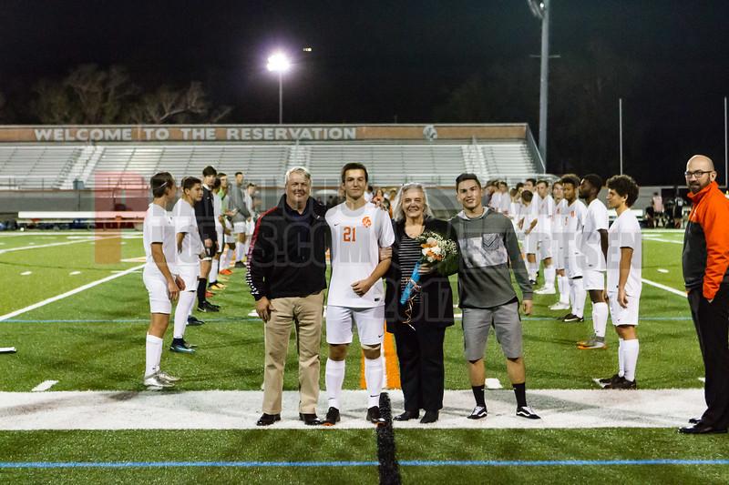 Boone Boys Soccer Senior Night -  2018- DCEIMG-5059