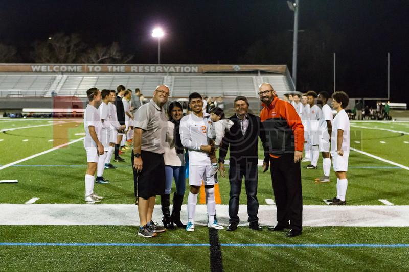 Boone Boys Soccer Senior Night -  2018- DCEIMG-5053