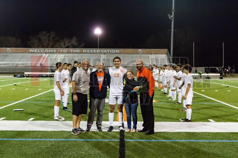 Boone Boys Soccer Senior Night -  2018- DCEIMG-5113