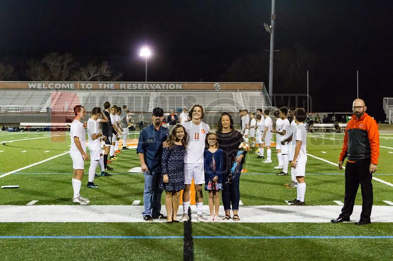 Boone Boys Soccer Senior Night -  2018- DCEIMG-5104