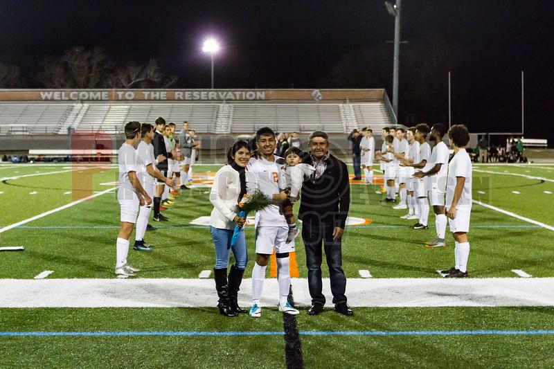 Boone Boys Soccer Senior Night -  2018- DCEIMG-5055