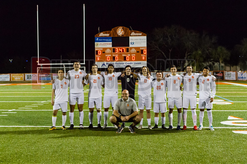 Boone Boys Soccer Senior Night -  2018- DCEIMG-5122