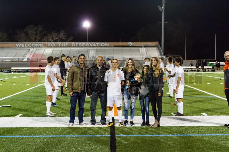 Boone Boys Soccer Senior Night -  2018- DCEIMG-5097